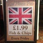 Friday Fish & Chips