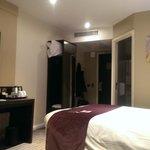 'Premier' bedroom