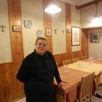 Grazia Gintoli of L'Arco Trattoria