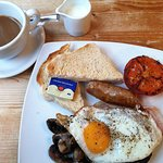 The Breakfast (the small option)