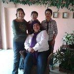 En el Hipocampo de Oro con la Sra Mafalda, Maria de los Angeles y Zoila