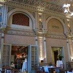 Interior Hotel/ restaurante
