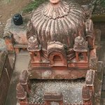 The Shiv Temple in the Fort...