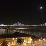Mesmerising night view from hotel