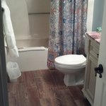 Bathroom in 312