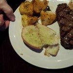 the new york steak dinner