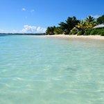 The perfect tropical beach!