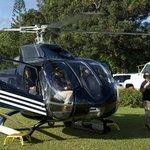 Sunshine helicopter