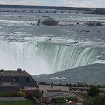Falls, Canada side