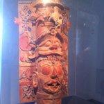 Todas las culturas pre-hispánicas: muestra maya