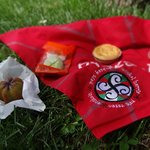 Our delicious picnic snacks