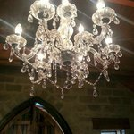 Lodge chandelier