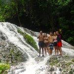 Cascades de LOLOLIMA en Janvier 2014