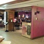 restaurant in lobby