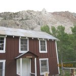 Cardinal Pinnacle and Golden Trout Cabin