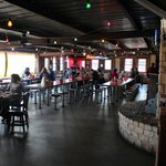 Hard Eight BBQ - Patio Seating
