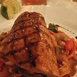 Thats fish - not steak!
