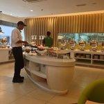 ibis styles KL restaurant.