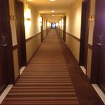 Hallway on the 3rd floor
