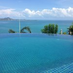 Beautiful Infinity Pool