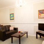 Napier suite sofa/TV