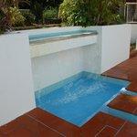 More pool...