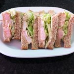 Prawn Sandwich - Freshly made choice of sandwiches