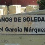 deel van monument voor Marquez
