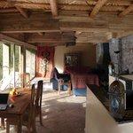 Wohnzimmer der Ifri-Suite