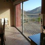 Terrasse 1 der Ifri-Suite
