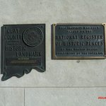 Excelsior Springs MO Hall of Waters Historic Plaques