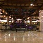 main entrance foyer/reception