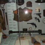 Exhibit of guns