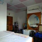onze ruime kamer