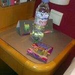 Agua+Gominolas