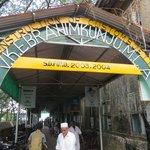 В 2-3 минутах от отеля - причал с паромом в Эрнакулам, стоимость 4 рупии