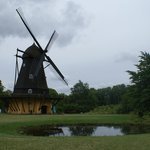 Frilandsmuseet moulin
