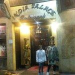 20 jan 13 we tke dinner india place