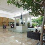 Sian Ka'an lobby