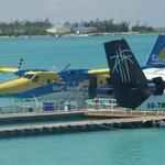View from Maafushivaru Lounge