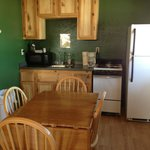 Fox Bungalow Kitchen (Bungalow stand alone cabin)