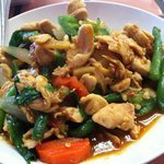 Sweet Basil with Chicken
