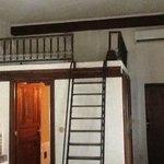 Cream Suite - loft