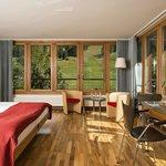 Allegra double room Languard 30m2