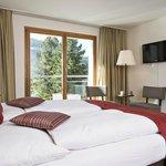 Allegra suite room