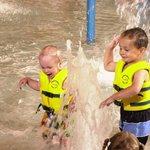 Fun in the Tundra Lodge Waterpark