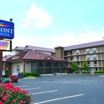 Welcome to the Baymont Inn & Suites