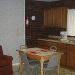 'A' studio kitchenette