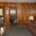 Inside of 'C' 2-bedroom