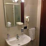 Lo specchio del bagno